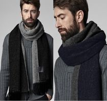 *CANADA GOOSE*リバーシブル マフラー Two Colour Woven Scarf