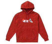 レディース 18AW Supreme Cat in the Hat Hooded Sweatshirt