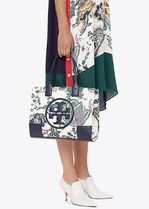 Tory Burch ELLA PRINTED MINI TOTE