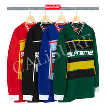 【WEEK7】AW18 SUPREME(シュプリーム) WARM UP HOCKEY JERSEY/S