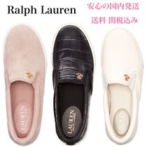 *国内発送* SALE Ralph Lauren Ria Slip-On Fashion Sneakers