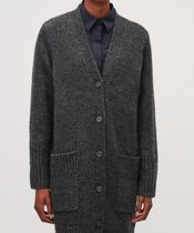 - COS新作 - OVERSIZED KNITTED CARDIGAN