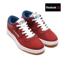 ☆国内正規品 送料無料☆Reebok CLUB WORKOUT VHS RAGGED MAROON