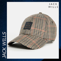 Jack Wills HYTHE CHECKED CAP 帽子 キャップ チェック