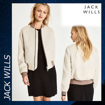 Jack Wills MALTBY WOOL BLEND BOMBER ジャケット アウター