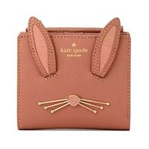 KATE SPADE DESERT MUSE RABBIT ADALYN 折り財布 PWRU6458 974