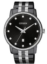 シチズンCitizen 腕時計 Quartz TwoTone Crystal Watch w/ Date