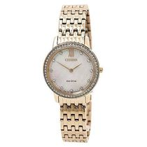 Citizen Watches Womens ex1483???50d eco-drive Rose Gold To