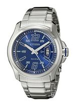 Drive From シチズン Eco-Drive Men's AW1350-83M HTM Watch 並