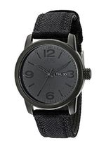 Citizen Men's BM8475-00F Black Canvas Strap Eco-Drive Watc
