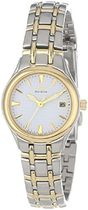 Citizen Women's EW1264 50A Eco Drive Silhouette Two Tone W