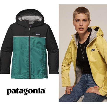 Patagonia 大人も着れる!Torrentshell Jacket true teal