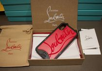 [Christian Louboutin] Loubiphone logo iPhone X case