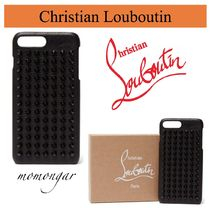 [Christian Louboutin] Loubiphone leather iPhone 7+/ 8+ case