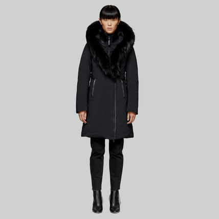 Mackage ダウンジャケット・コート *Mackage*★KAY-P classic down coat with fur collar コート(2)