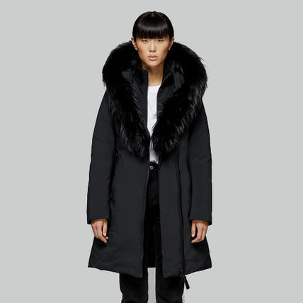 Mackage ダウンジャケット・コート *Mackage*★KAY-P classic down coat with fur collar コート(3)