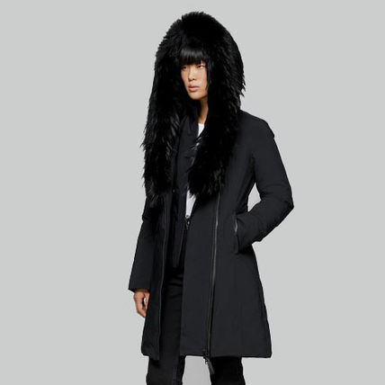 Mackage ダウンジャケット・コート *Mackage*★KAY-P classic down coat with fur collar コート(4)