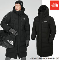 THE NORTH FACE★SNOW EXPEDITION DOWN COAT - BLACK