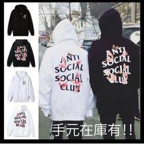 【希少】Anti Social Social Club/Kkoch Zip パーカー【送関込】
