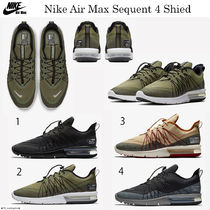最新☆話題沸騰中☆Nike Air Max Sequent 4 Shied☆選べる4色!