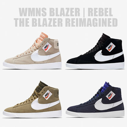 レディース ナイキ BLAZER | REBEL THE BLAZER REIMAGINED 4色