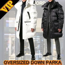 ◆◆VIP◆◆ TOM FORD   OVERSIZED DOWN PARKA