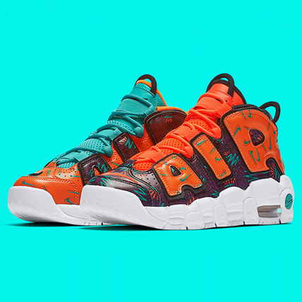 大人気!レディース Nike Air More Uptempo AT3408-800