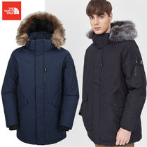 THE NORTH FACE★M'S MCMURDO SOLAR DOWN PARKA 2カラー