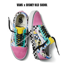 VANS x DISNEY OLD SKOOL★コレクション 80S MICKEY★兼用