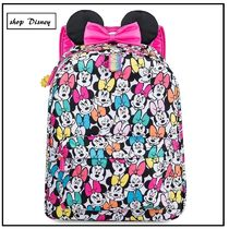 NY 発送★ディズニー Minnie Mouse Rainbow Backpack