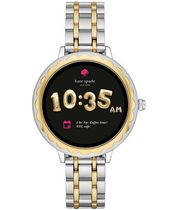 KST2007 Scallop Two-Tone Stainless Steel Bracelet Touchscree