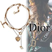DIOR*2018AW*チョーカー ネックレス COLLIER L'AMOUR AVENIR