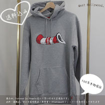 Supreme Cat in the Hat Hooded Sweatshirt  2018FW