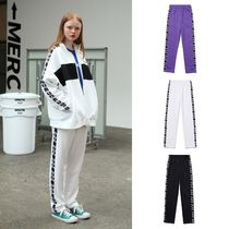 ACOVER(オコボ) パンツ 【ACOVER】MERGENCE LINE TAPE TRACK PANTS (3color) - UNISEX