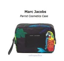 MARC JACOBS(マークジェイコブス) メイクポーチ Marc Jacobs パロット柄メイクポーチ
