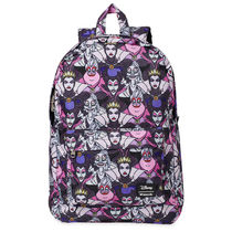 Disney Villians Backpack by Loungefly