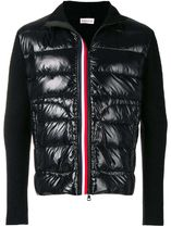 【MONCLER】18AW新★フェザーダウンパッド・カーディガン送料込