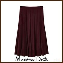 MassimoDutti♪PLEATED SKIRT