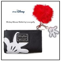 NY 発送★ディズニー  Mickey Mouse Wallet by Loungefly
