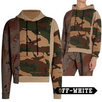 18/19aw◆Off-White RECONSTRUCTED CAMO HOODIE【関税込】