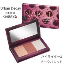 ☆Urban Decay☆NAKED CHERRY☆ハイライター&チークパレット