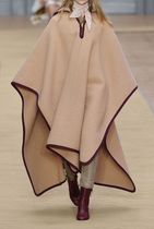 完売間近!≡Chloe≡Wool & Cashmere Cape Ranway Collection♪