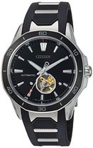 Citizen Men 's ' Signature ' Mechanical Hand Windステンレス