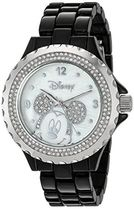女性用腕時計Disney Women's 'Mickey Mouse' Quartz Metal and A