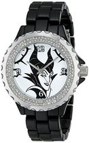 ディズニー Disney Women's W001796 Maleficent Watch Analog Di