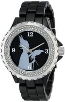 ディズニー Disney Women's W001797 Maleficent Watch Analog Di