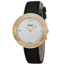 フェンディ Fendi Women's F350434011 My Way Analog Display Qu
