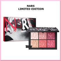 NARS★【限定】HOT TRYST チーク6色入りパレット★送料込
