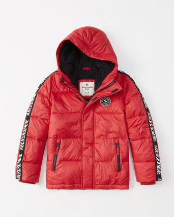 Abercrombie & Fitch キッズアウター 大人もOK!アバクロ★the a&f essential ダウンジャケット(14)