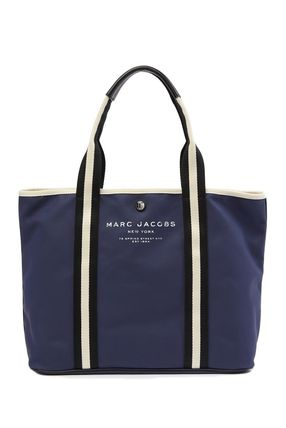 【MARC JACOBS】マークジェイコブス East/West Canvas Tote